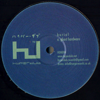 Burial - Ghost Hardware EP